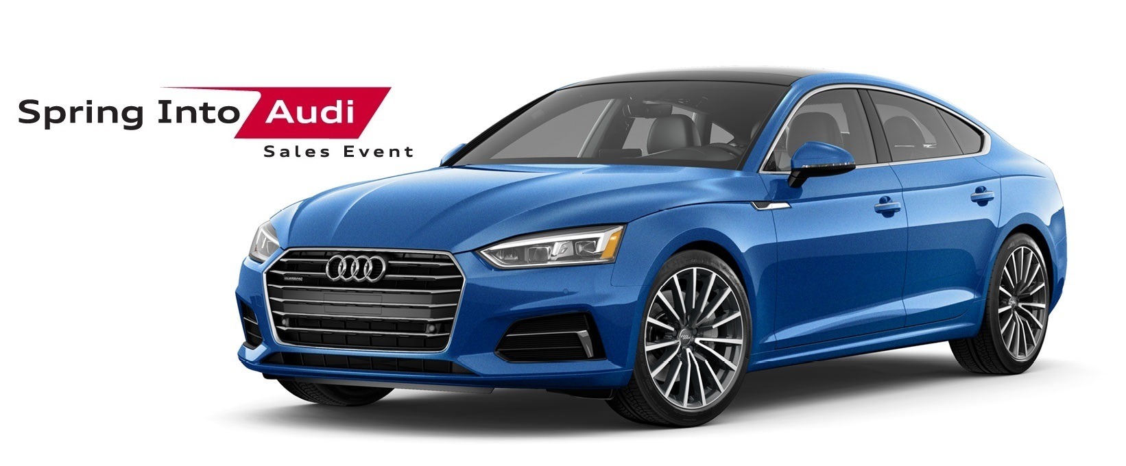 Spring Into Audi Sales Event – A5/S5