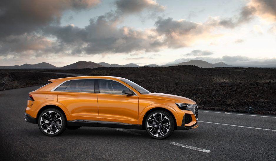 Brand New 2019 Audi Q8