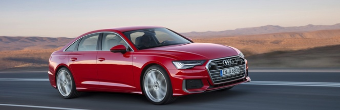 The Brand New 2019 A6 models