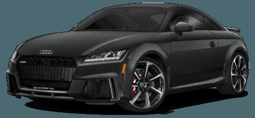 The 2019 TT RS Coupé