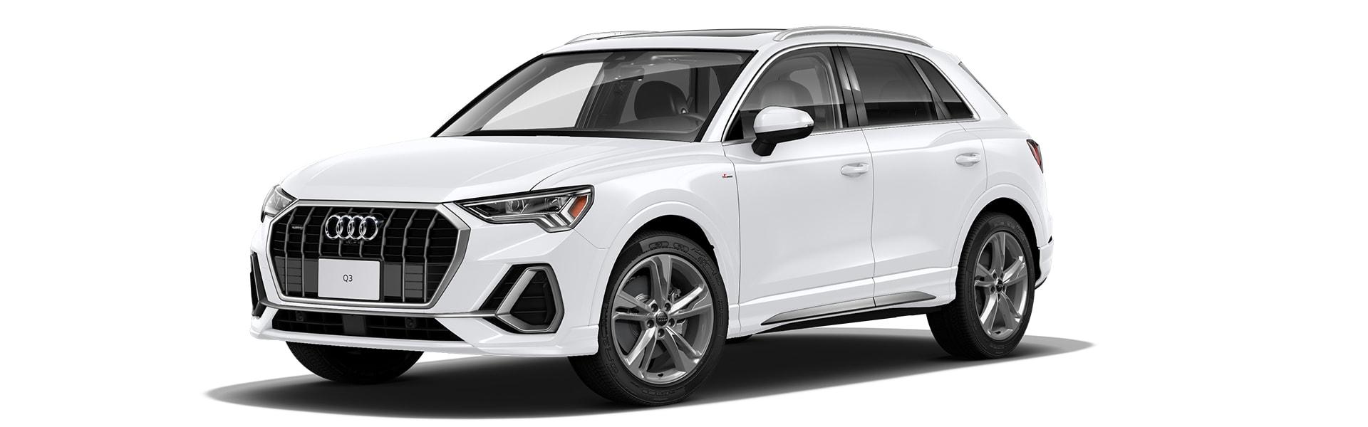 Brand New 2020 Audi Q3