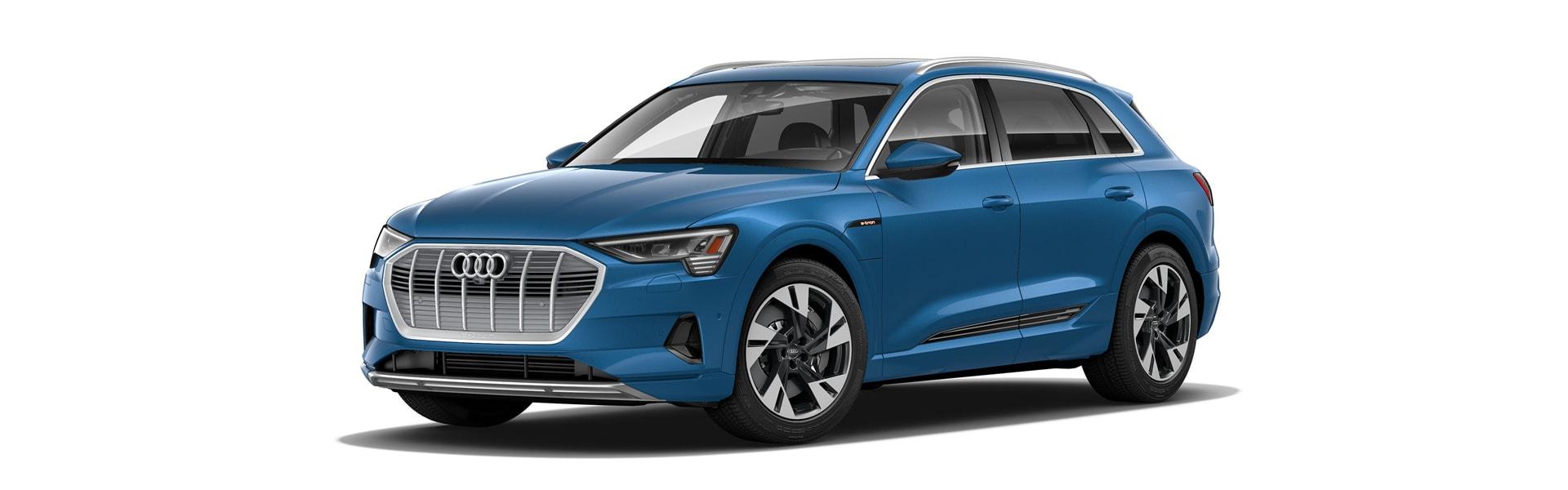 100% Electric, 100% Audi