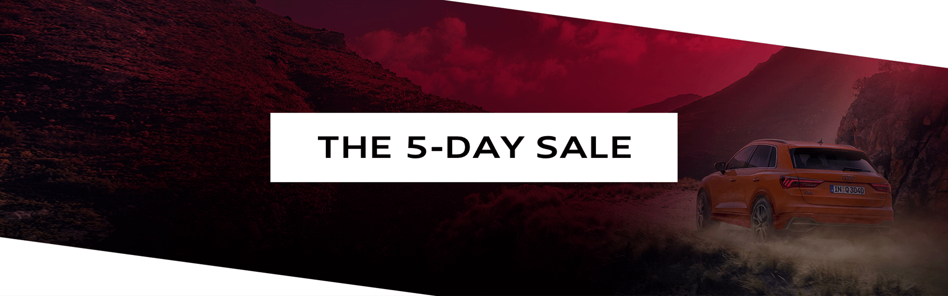 5 Day Sale.