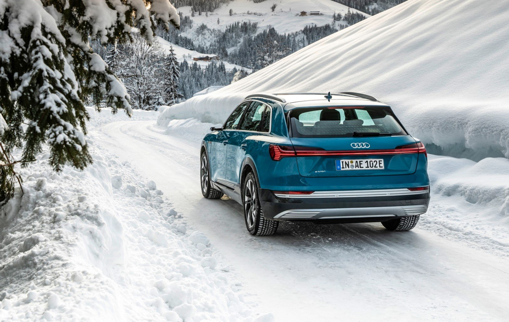 Audi Genuine Winter Sports Accessories