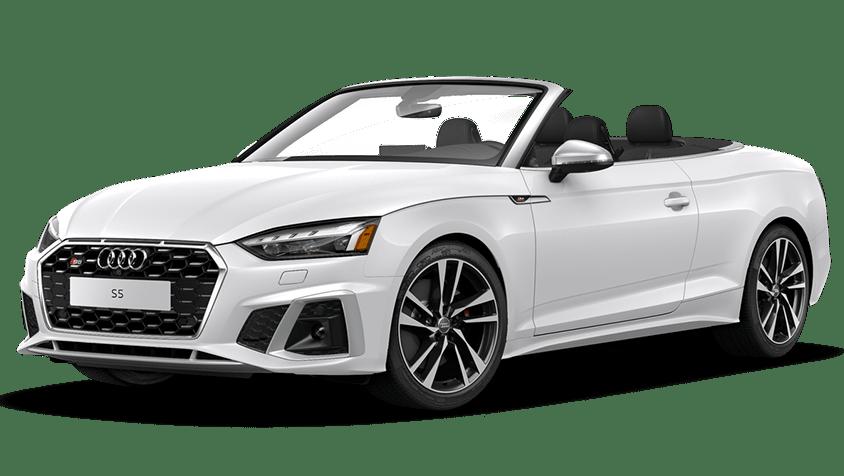 2020 Audi S5 Cabriolet