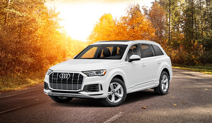 The Fall for Audi Sales Event
