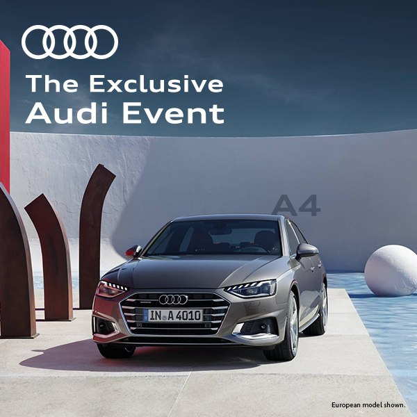 The Exclusive Audi Event – A4