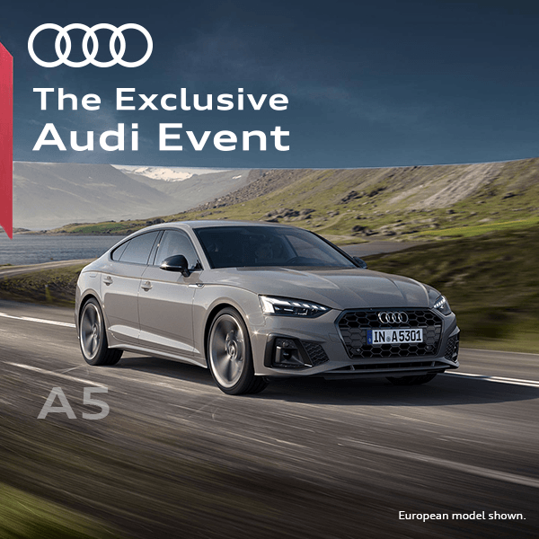 The Exclusive Audi Event – A5