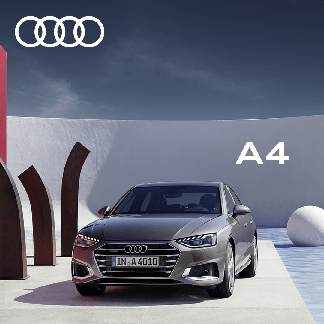 The Exclusive Audi Sales Event – A4