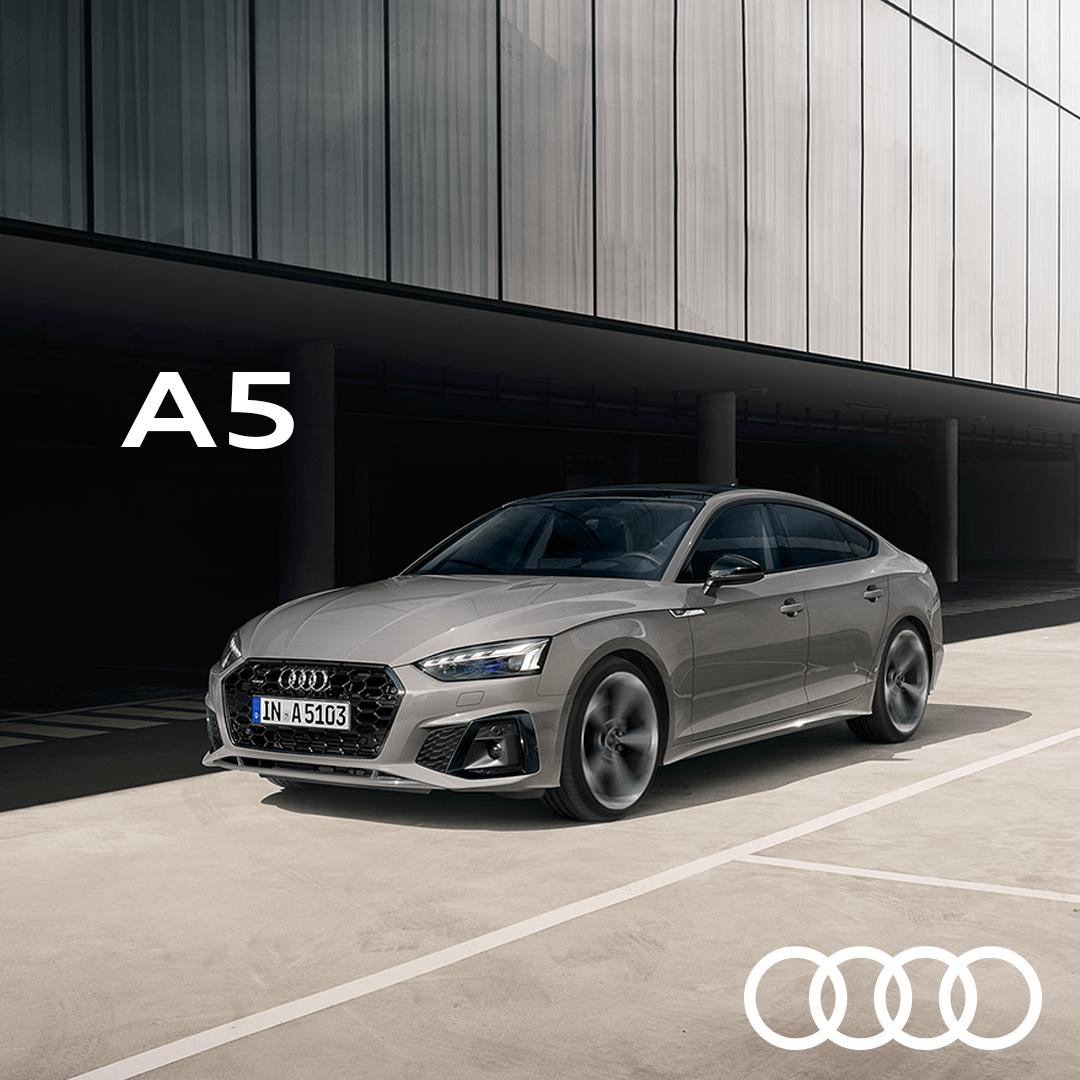 Audi June Promotions – A5
