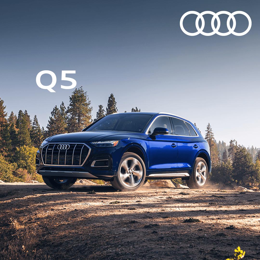 Audi June Promotions – Q5