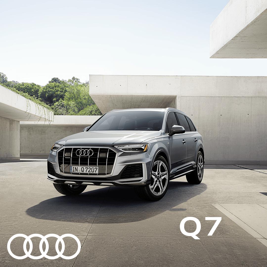 The Exclusive Audi Sales Event – Q7