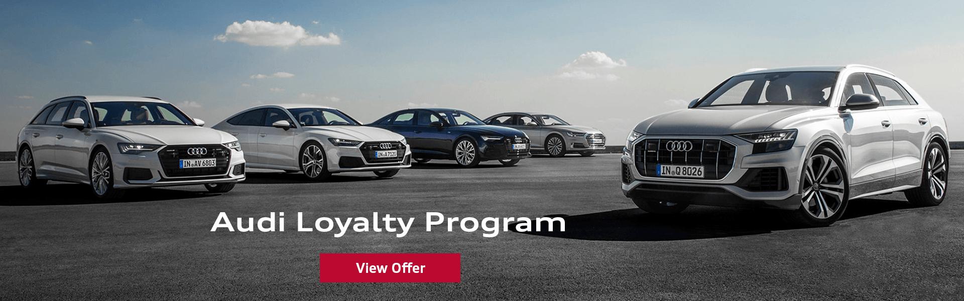 Audi Loyalty