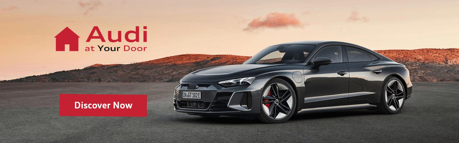 Audi rs etron gt