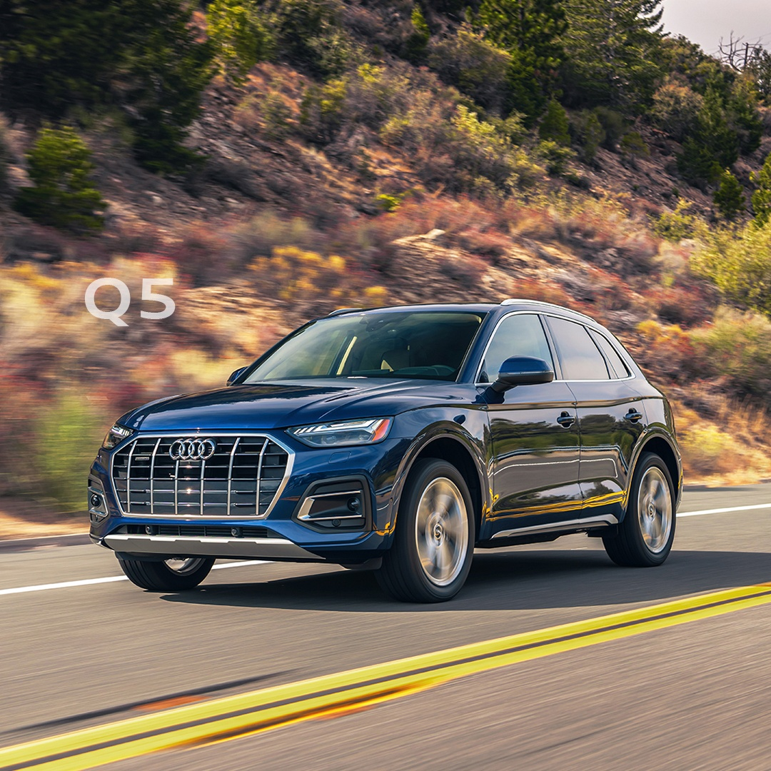 The Spring Into Audi Event – Q5
