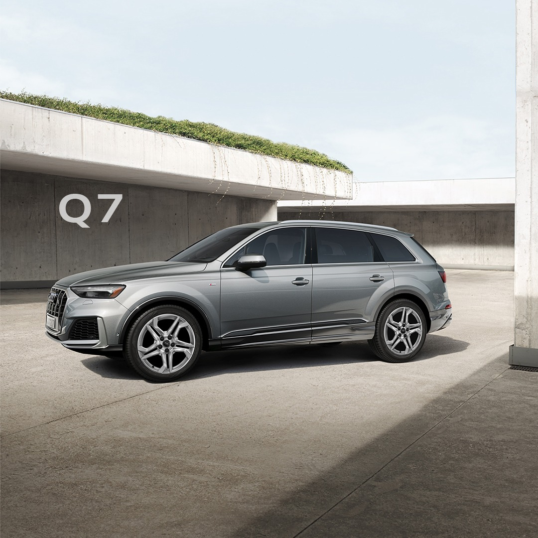 The Spring Into Audi Event – Q7