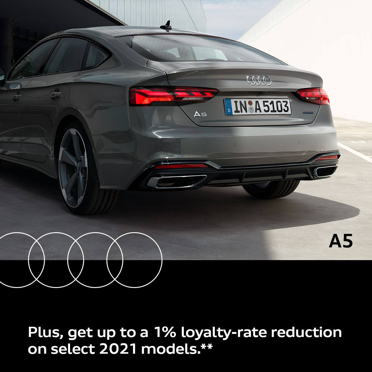 The Summer of Audi Event – A5
