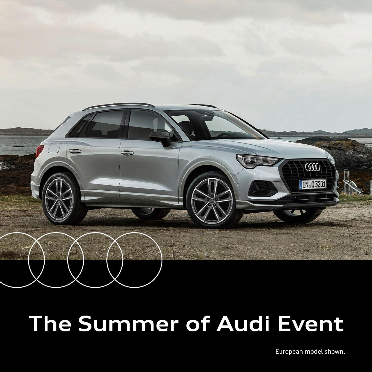 The Summer of Audi Event – Q3
