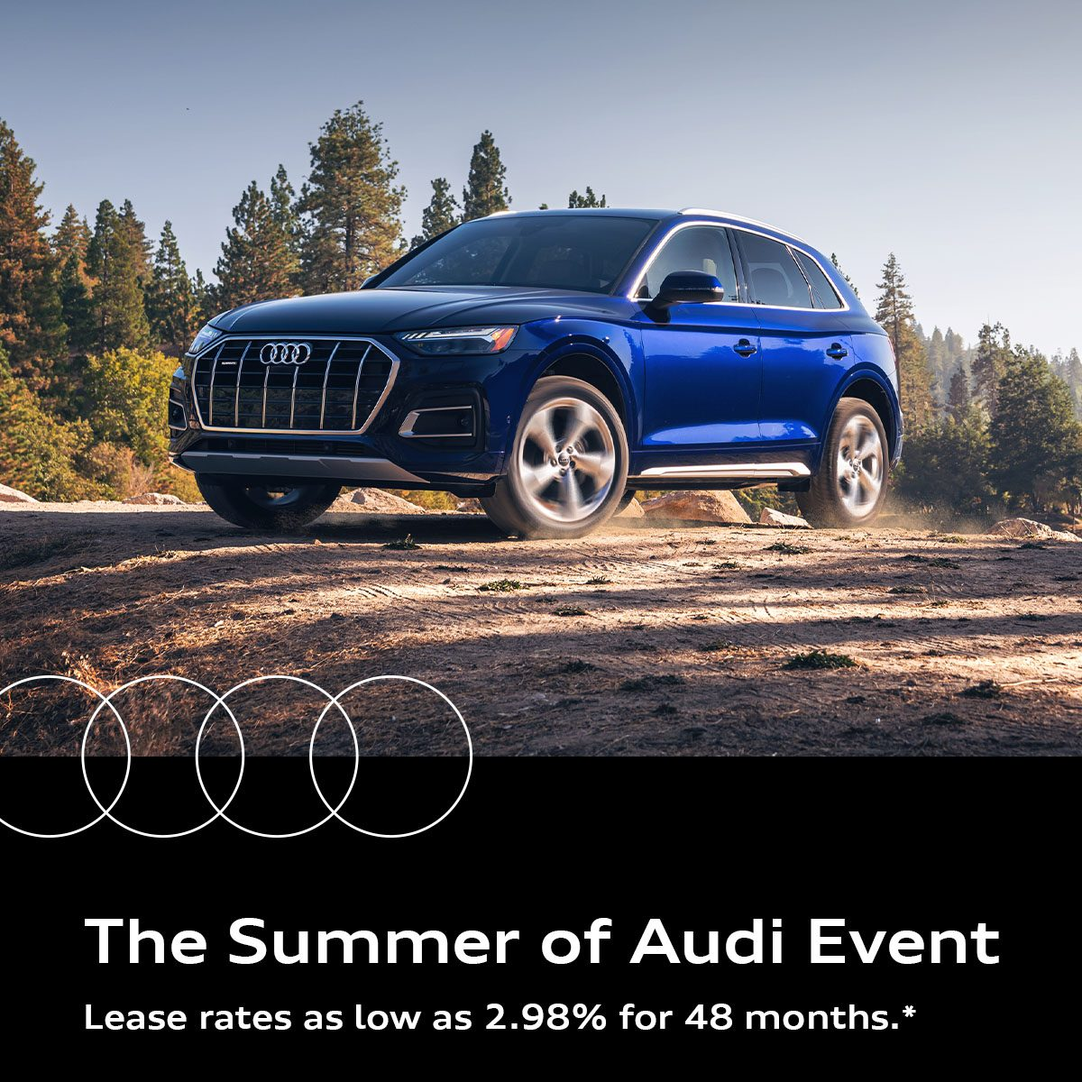 The Summer of Audi Event – Q5