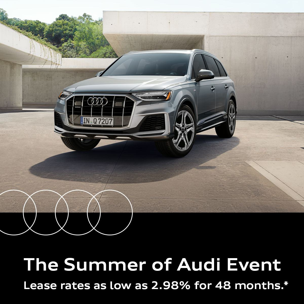 The Summer of Audi Event – Q7