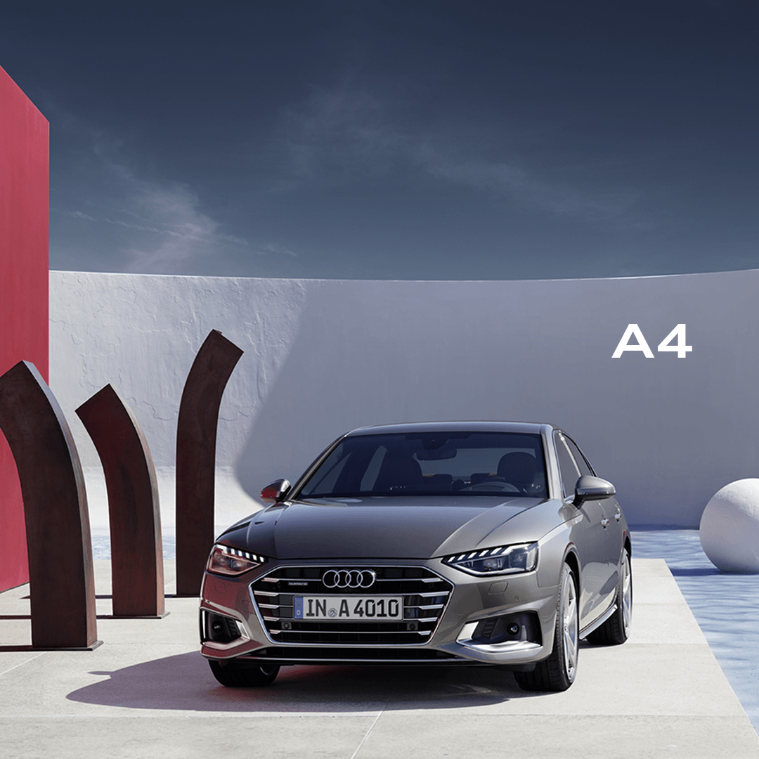 The Fall for Audi Event – A4
