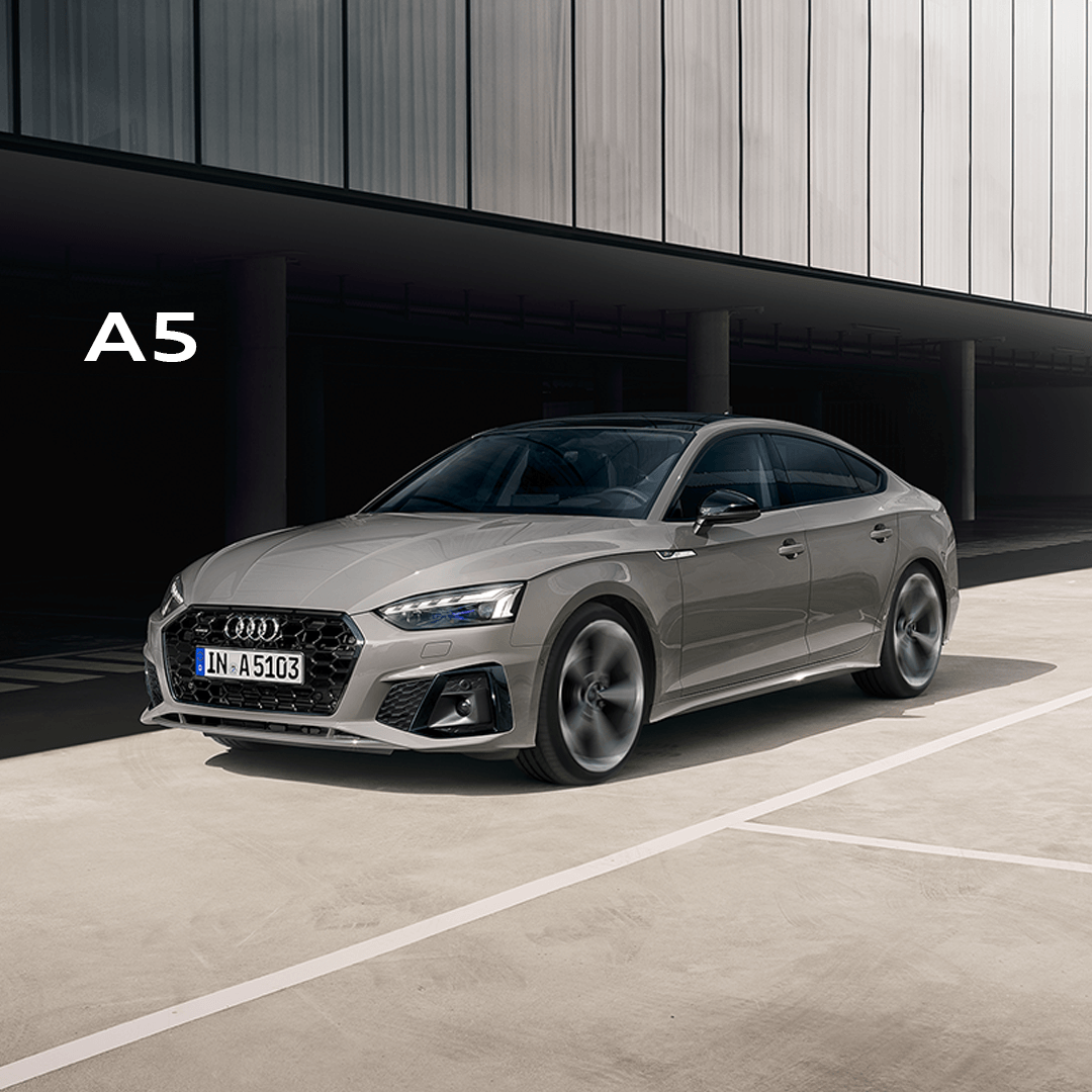 The Fall for Audi Event – A5