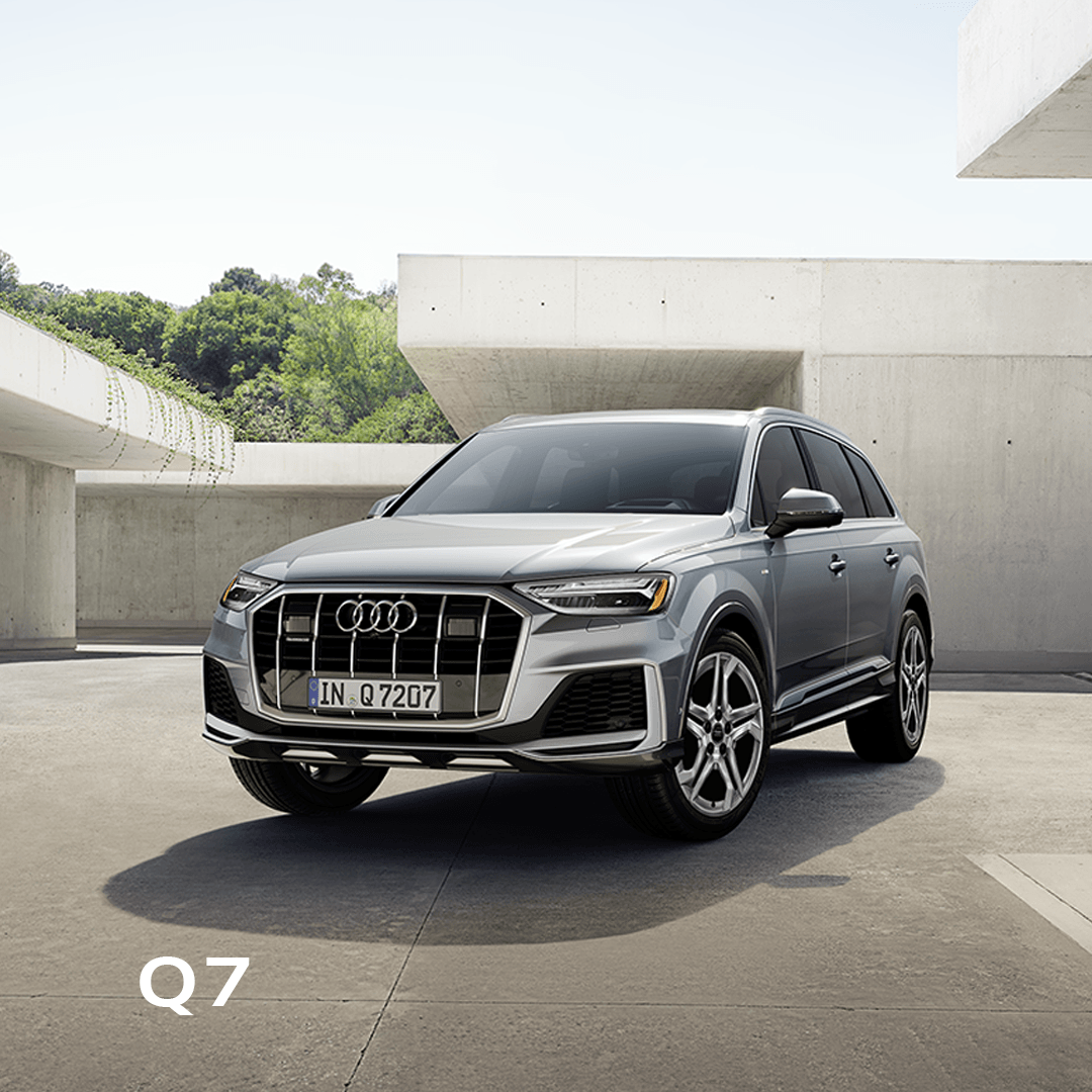 The Fall for Audi Event – Q7